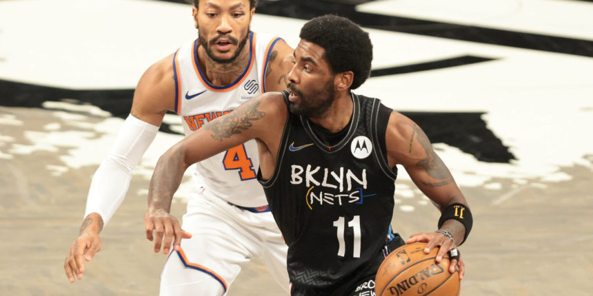 Nets say Kyrie Irving can't play or practice with team while unvaccinated