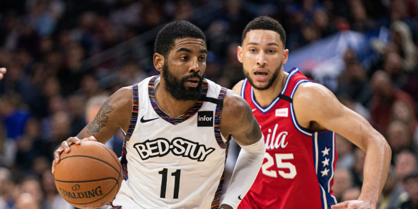Sixers have no active interest in Ben Simmons-Kyrie Irving trade