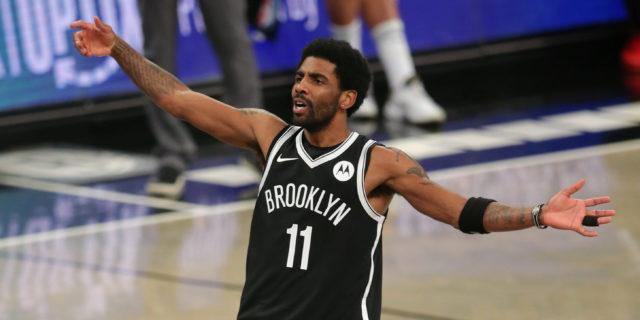 It'll be difficult for Kyrie and the Nets to come back from this