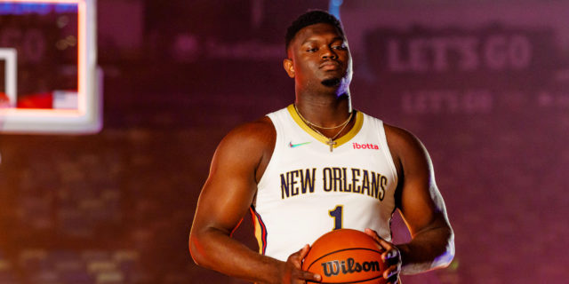 We should be worried about Zion Williamson's ability to stay healthy