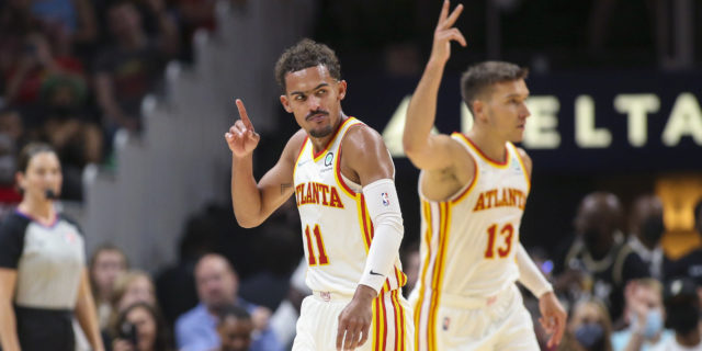Hawks' well-balanced roster forecasts a real contender