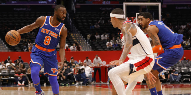 Stats Notebook: What should we take away from NBA preseason?