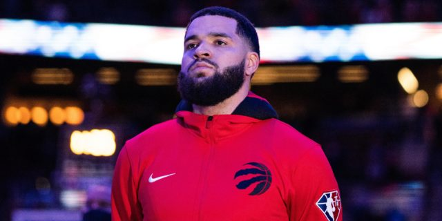 VanVleet not letting Lowry departure lower his expectations