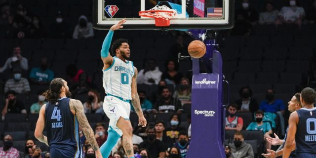 Hornets, Miles Bridges don't reach agreement on rookie extension