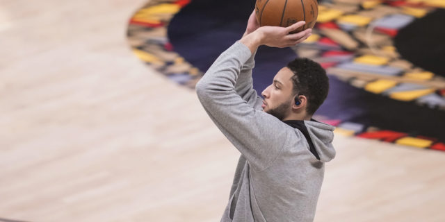 Ben Simmons thrown out of practice, suspended by Sixers