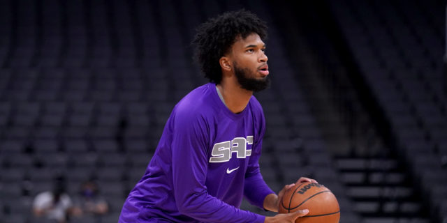 Marvin Bagley III not in Kings' rotation, prompting response from agent