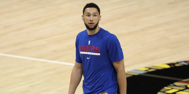 Ben Simmons tells Sixers he is 'not mentally ready' to play right now