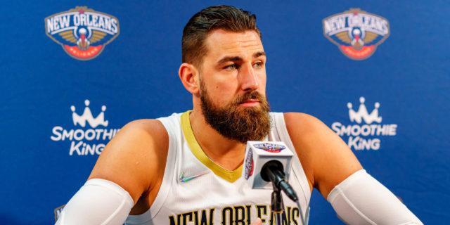 Pelicans made right decision to extend Jonas Valanciunas