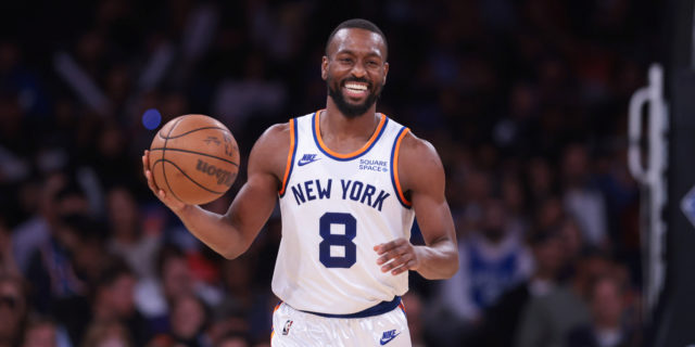 Kemba Walker finally gave the Knicks a glimpse of what could be
