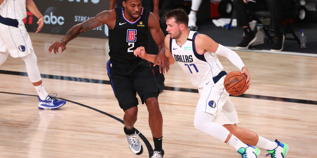 Mavs pick up Luka Doncic's fourth-year team option