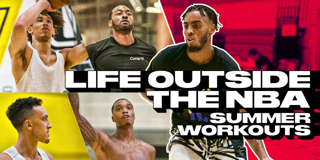 Life Outside the NBA Vlog: Troy Brown Jr. takes you inside offseason workouts