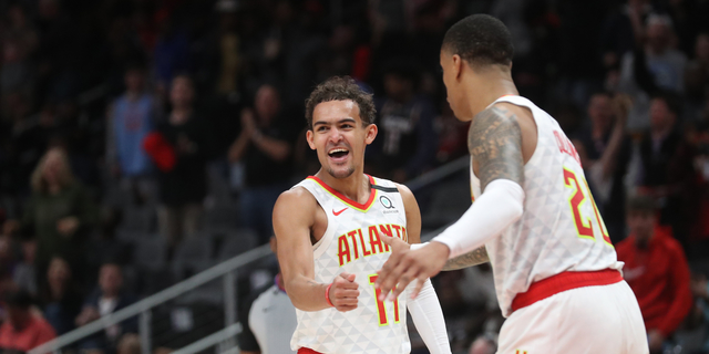 Trae Young to release signature shoe with Adidas