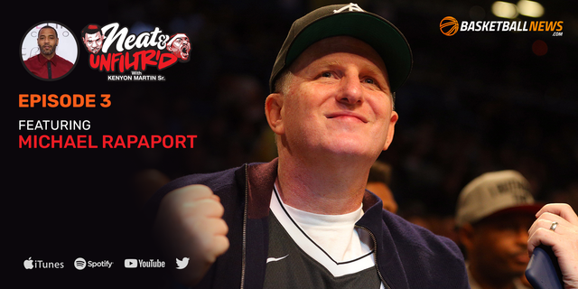 Neat & Unfiltered: Michael Rapaport on his career, Nate Robinson fight, more