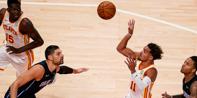 Magic beat Hawks 116-112 to open NBA preseason