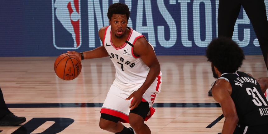 Dishes and Dimes: Where on Earth is Kyle Lowry?!