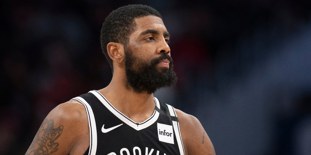 Kyrie Irving discusses Coach Nash, Harden rumors, more