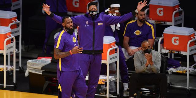 LeBron James, Anthony Davis to make preseason debut Wednesday