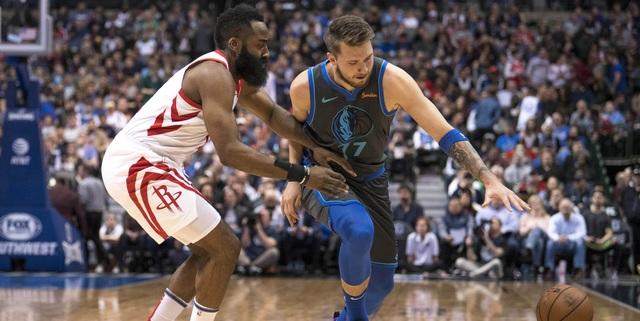 Report: 'No chance' that Mavericks trade for James Harden