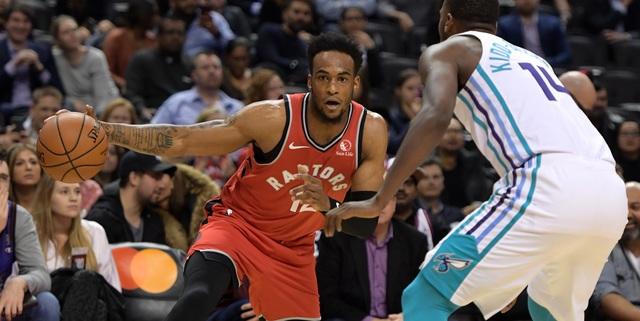 Raptors finalize roster, waiving Johnson, Ellenson, Brissett