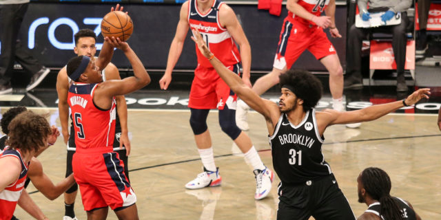 Jarrett Allen doesn't reach extension agreement with Nets, to become RFA