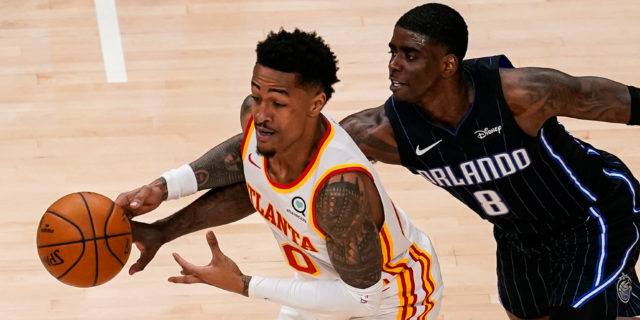 John Collins to hit 2021 free agency without contract extension