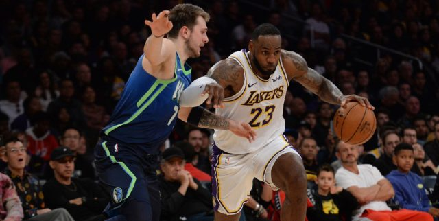 NBA fans are putting money on Lakers, Luka Doncic, Obi Toppin