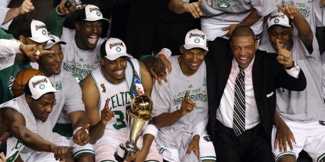 How NBA teams deal with championship expectations