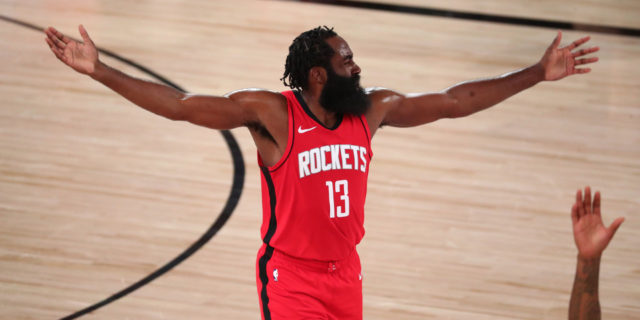 NBA fines James Harden $50K for violating COVID protocols