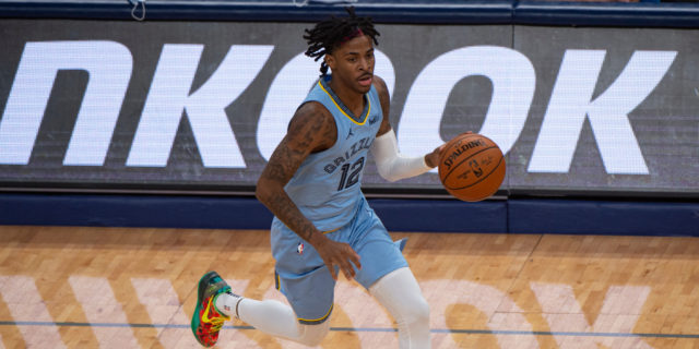 Ja Morant expected to miss 3-5 weeks with left ankle sprain