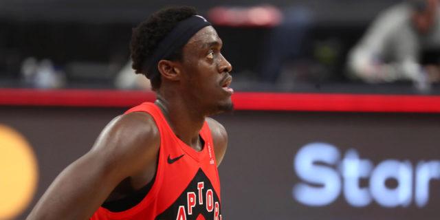 Pascal Siakam benched as 'disciplinary measure' vs. Knicks