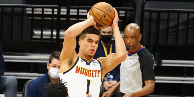 Michael Porter Jr. to miss multiple games due to COVID protocols