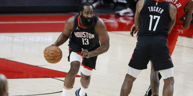 With Warriors and Nets struggling, is it time to revisit Harden trade?
