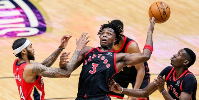 Dishes and Dimes: Analyzing Raptors' slow start, red-hot Suns, more
