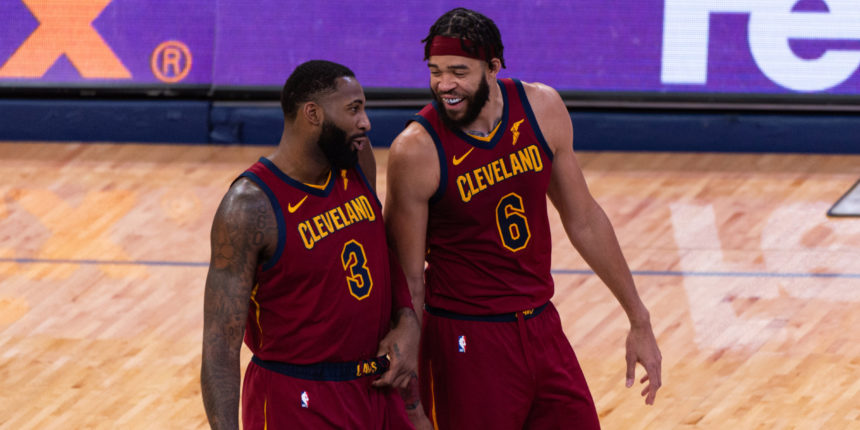 Andre Drummond-JaVale McGee duo gets results for Cavaliers in Memphis