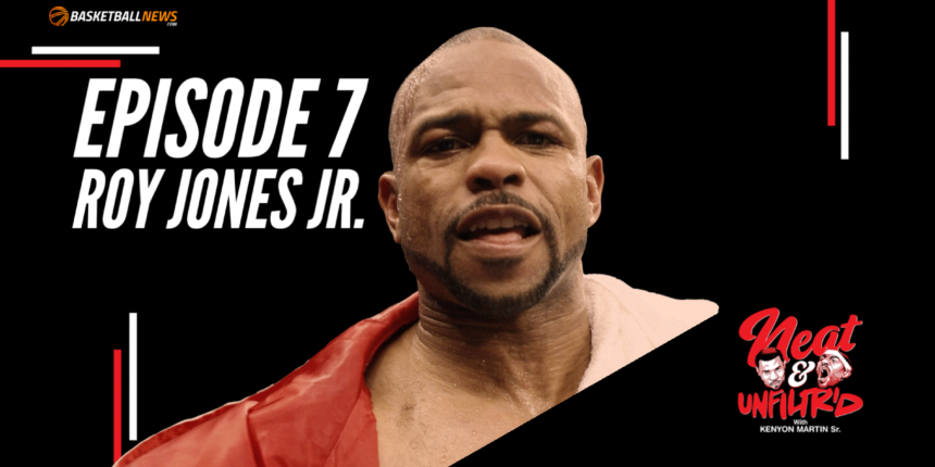 Roy Jones Jr. on his boxing career, competitiveness, lessons from his father