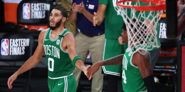 Celtics' Jayson Tatum out 10-14 days due to COVID protocols