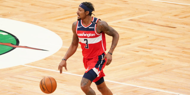 Bradley Beal out vs. Heat due to contact tracing protocols