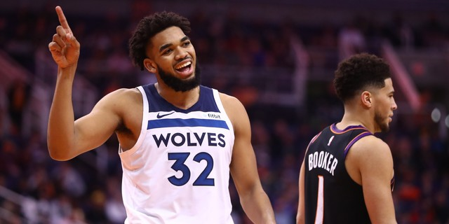 Knicks 'have been linked to' Towns, Booker?