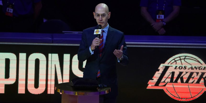 NBA has no plans to pause season amid rise in COVID cases