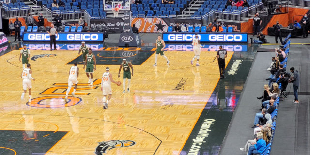 Behind the scenes at Amway Center: NBA experience very much alive in Orlando