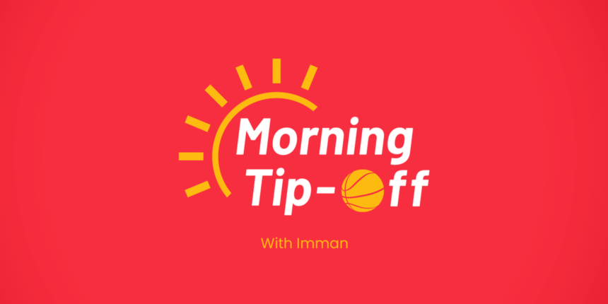 Morning Tip Off With Imman: Harden saga, G League bubble, 'Who tweeted that?'