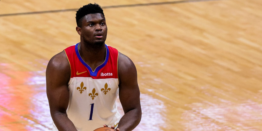 Zion Williamson enters health protocols, out vs. Clippers