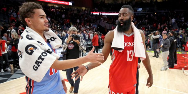 Here's how NBA players, coaches reacted to James Harden trade