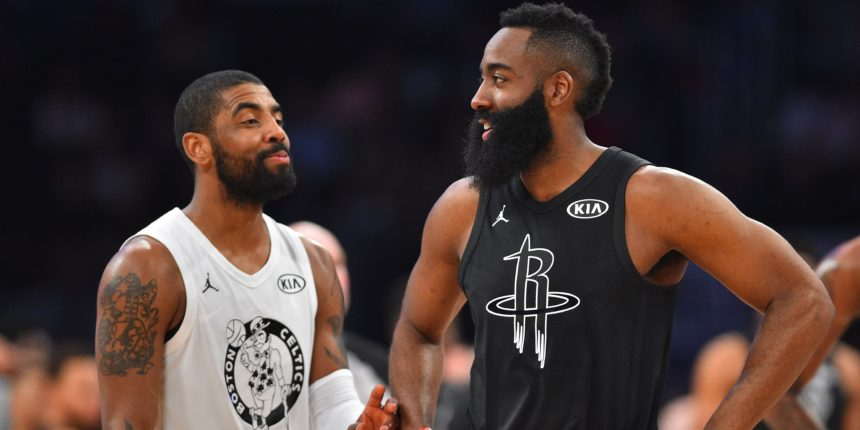What will the Brooklyn Nets look like with James Harden?