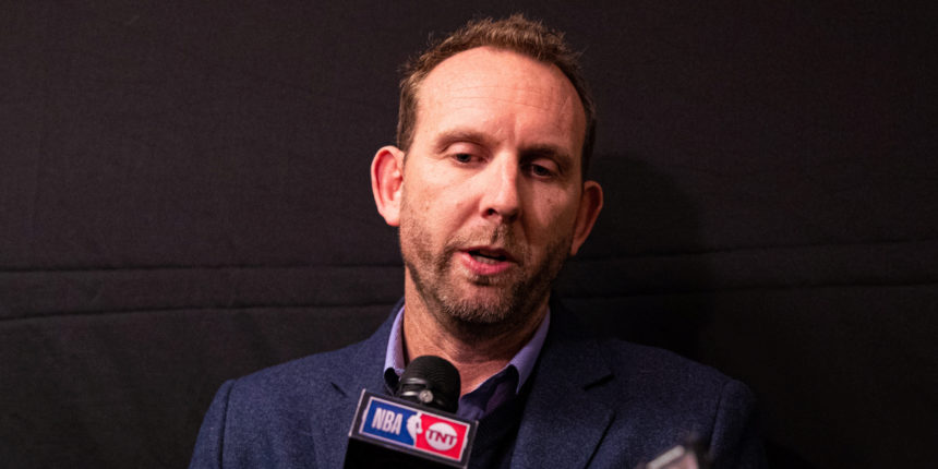 Sean Marks says Brooklyn Nets aren't done making moves