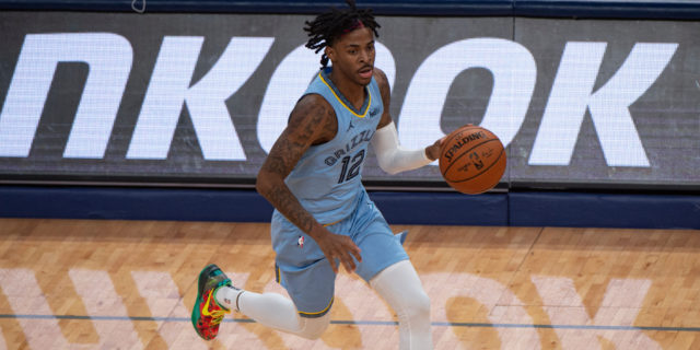 Grizzlies' Ja Morant (ankle) upgraded to questionable for Friday