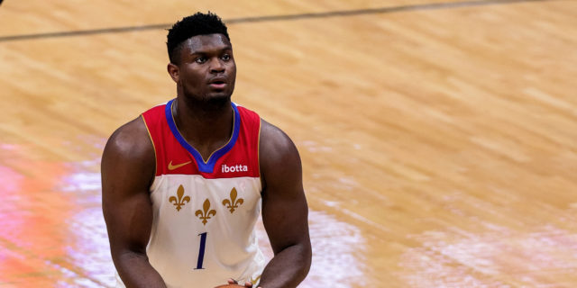 Pelicans' Zion Williamson (health protocols) cleared to play Friday