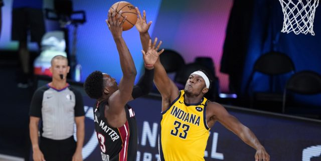 Myles Turner is outblocking entire teams: 'DPOY is definitely my goal'