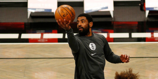 Kyrie Irving fined $50,000 for breaking league health and safety protocols