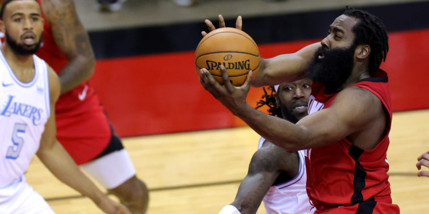 James Harden: Houston 'just wasn't good enough to compete for a title'